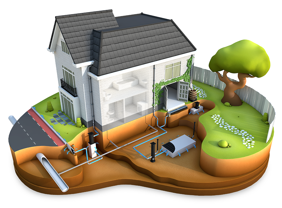 3D Huis Visualisatie
