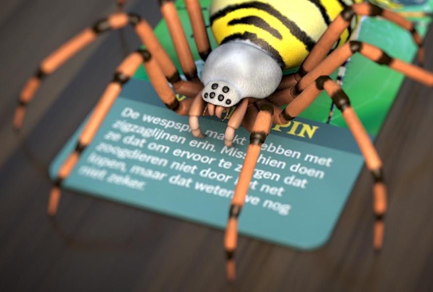 Insecten AR app