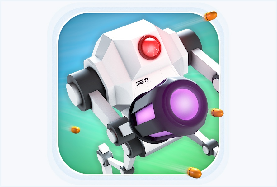 Crashbots Game