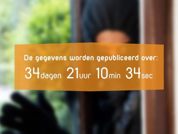 Vereniging Eigen Huis, Inbrekerscheck Webapp