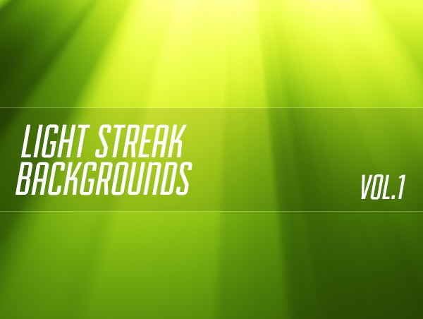 Light Streak Backgrounds