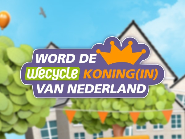 Wecycle Microsite