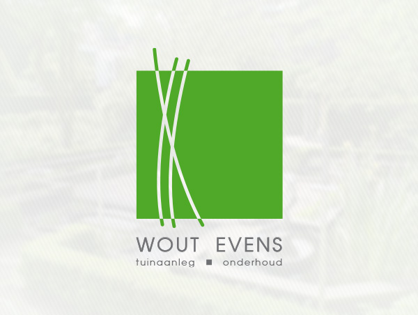 Wout Evens Website Design